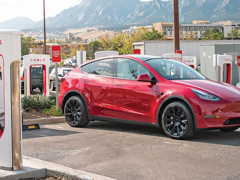 EV registrations more than double in first half, account for 2.5 percent of U.S. market